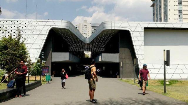 Foto: Sede de la Cineteca Nacional en la Ciudad de México, México. El 24 de junio de 2019