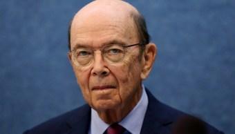 Foto: Wilbur Ross, secretario de Comercio de Estados Unidos. El 6 de junio de 2019