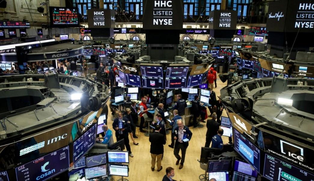 Foto: Sesión en la Bolsa De Nueva York del 21 de junio de 2019