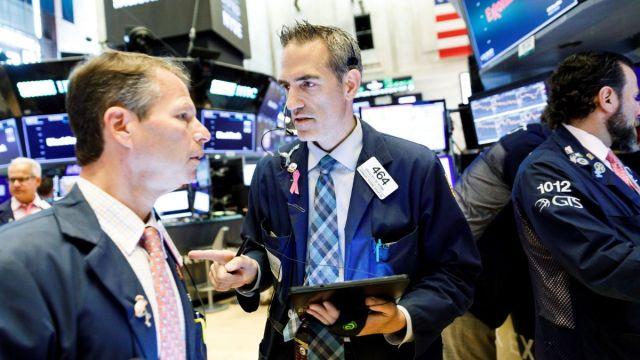 Foto: Sesión en la Bolsa de Nueva York del 27 de junio de 2019