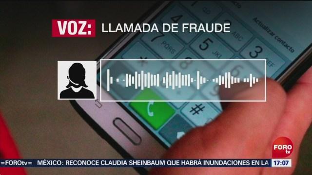 FOTO: Fraudes bancarios vía telefónica han aumento en últimos meses, 2 Junio 2019