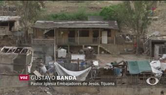 Foto: Frontera Norte Acuerdo EEUU 12 Junio 2019