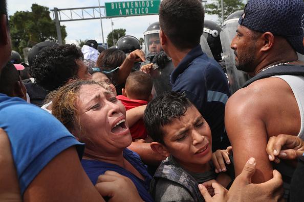 Migrantes-Centroamerica-Refugiados-Mexico