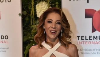 foto Edith González, ¿fan del cáncer? 13 junio 2019
