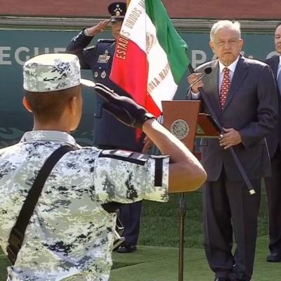 Guardia Nacional inicia formalmente su despliegue en 150 regiones de México