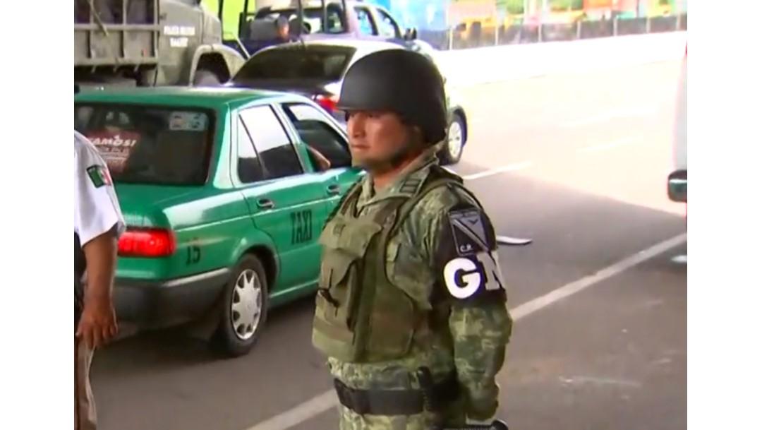 FOTO Guardia Nacional inicia operaciones formalmente con ceremonia en Campo Marte, el 30 de junio (Noticieros Televisa junio 2019 tapachula)