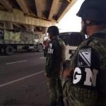Foto: operativos de la Guardia Nacional en la Frontera Sur, 18 de junio 2019.