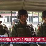 FOTO: Guardia Nacional es un apoyo a la CDMX