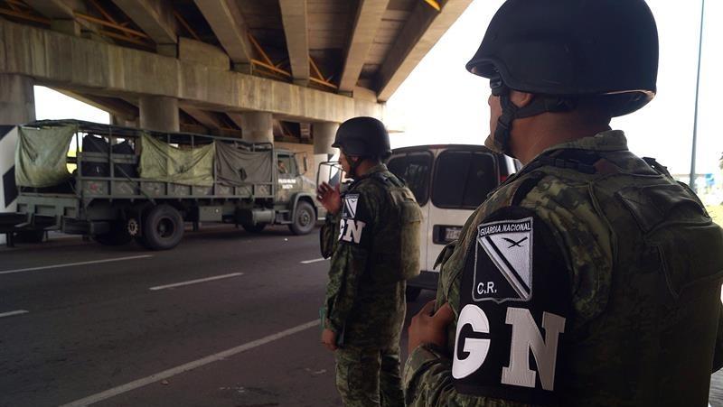 Foto: La Guardia Nacional comenzará a operar de manera formal en México a partir del 1 de julio, el 23 de junio de 2019 (EFE)