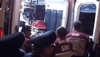 Foto: Joven es herido de bala en la alcaldía Gustavo A. Madero, 4 de junio de 2019, Ciudad de México