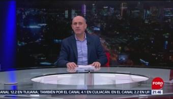 Foto: Hora 21, con Julio Patán: Programa 7 de junio de 2019