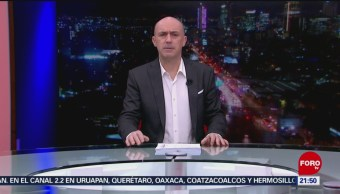 Foto: Hora 21 Julio Patán Forotv 10 Junio 2019