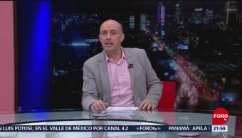 Foto: Hora 21 Julio Patán Forotv 14 Junio 2019