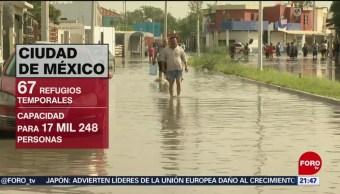 Foto: Cdmx Riesgo Lluvias Inundaciones 27 Junio 2019