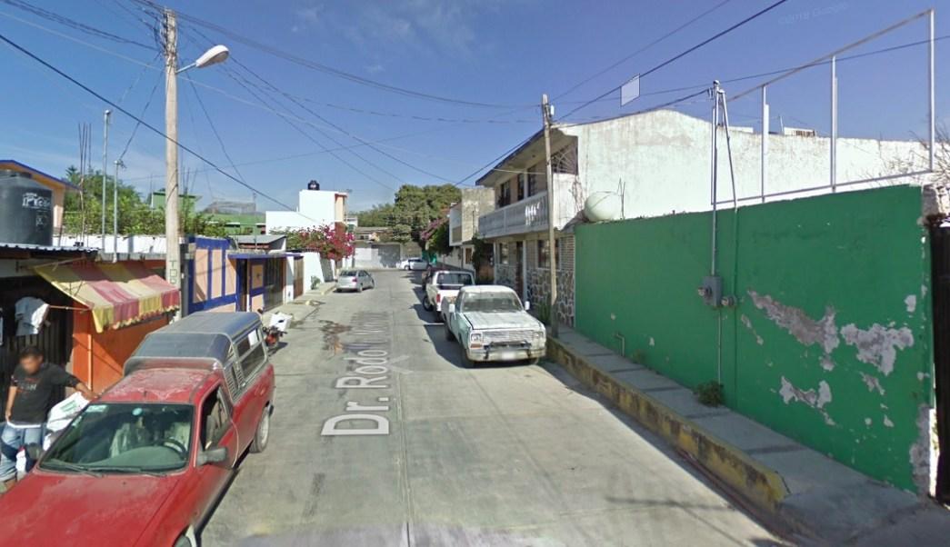 Reportan disparos e incendio en taller mecánico en Chilpancingo