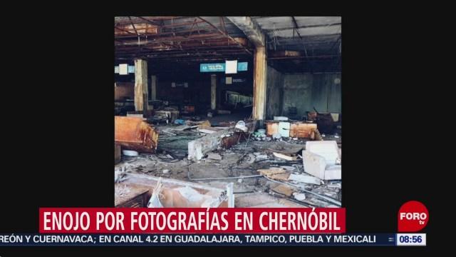 FOTO: Influencers publican Selfies atrevidas en Chernóbil, 16 Junio 2019