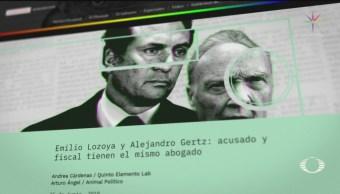 Foto: Vínculo Fiscal Abogado Gerzt Manero Emilio Lozoya Amlo 28 Junio 2019