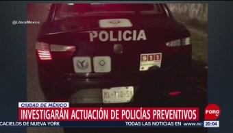 Foto: Negligencia Policías Encontraron Coche Norberto Ronquillo 10 Junio 2019