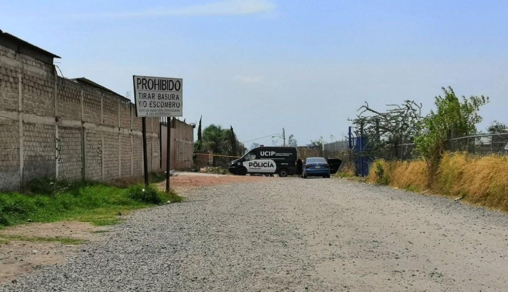Foto: Elementos de la comisaría de Tlaquepaque, Jalisco, hallaron bolsas con restos humanos. El 21 de junio de 2019