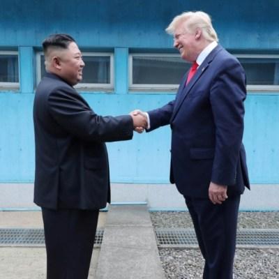 Crítica demócrata y cautela republicana ante encuentro entre Kim y Trump