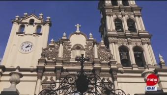 La catedral de Monterrey