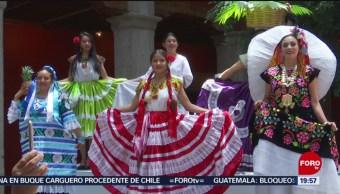 Foto: Guelaguetza Oaxaca 19 Junio 2019