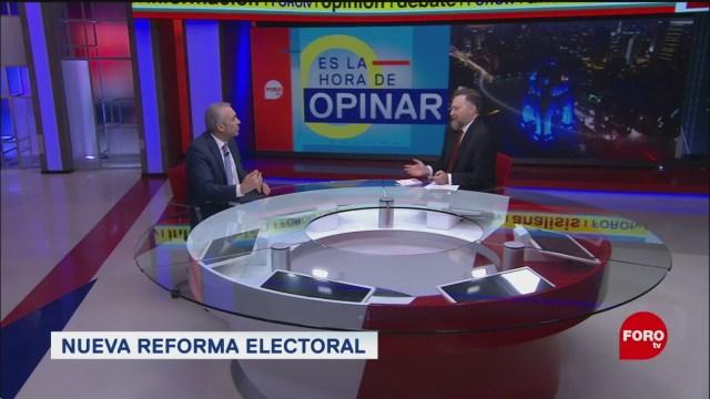 Foto: Nueva Reforma Electoral Morena 19 Junio 2019