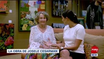 La obra de Josele Cesarman