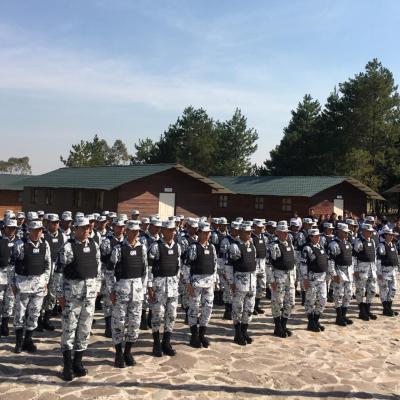Lanzan convocatoria de ingreso para Guardia Nacional