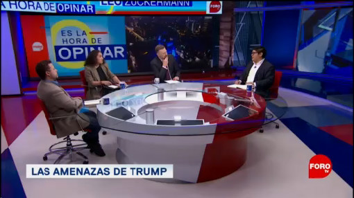 Foto: Trump Amenaza México Reino Unido Aranceles 4 Junio 2019