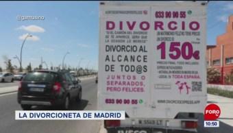 Las 'divorcionetas' de Madrid, España