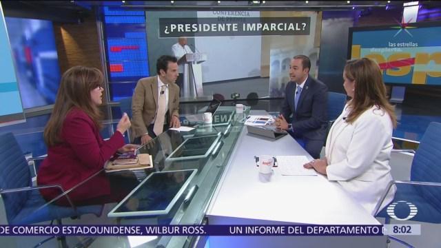 Las elecciones del 2 de junio, la mesa de Despierta