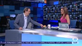 Las noticias, con Danielle Dithurbide: Programa del 17 de junio del 2019