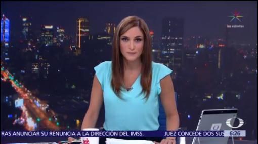 Las noticias, con Danielle Dithurbide: Programa del 18 de junio del 2019