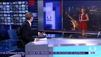 Las noticias, con Danielle Dithurbide: Programa del 19 de junio del 2019