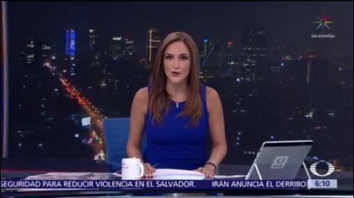 Las noticias, con Danielle Dithurbide: Programa del 20 de junio del 2019