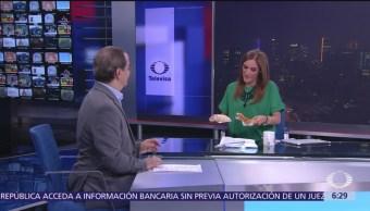 Las noticias, con Danielle Dithurbide: Programa del 21 de junio del 2019