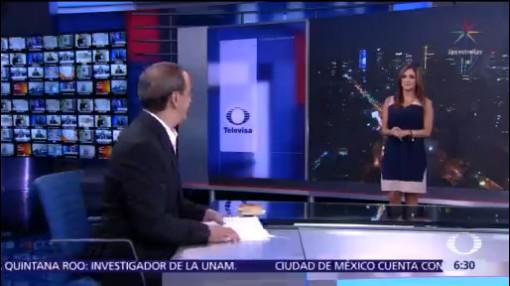 Las noticias, con Danielle Dithurbide: Programa del 27 de junio del 2019