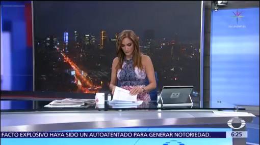 Las noticias, con Danielle Dithurbide: Programa del 4 de junio del 2019