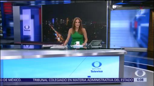 Las noticias, con Danielle Dithurbide: Programa del 5 de junio del 2019