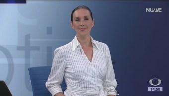 Foto: Las Noticias, con Karla Iberia: Programa del 10 de junio del 2019