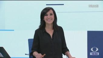 FOTO: Las Noticias, con Karla Iberia: Programa del 14 de junio del 2019