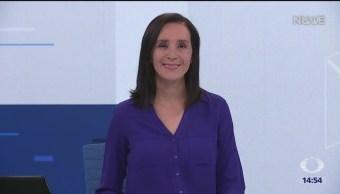 Foto: Las Noticias, con Karla Iberia: Programa del 4 de junio del 2019