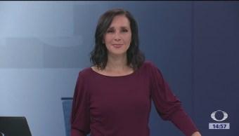 Foto: Las Noticias, con Karla Iberia: Programa del 5 de junio del 2019