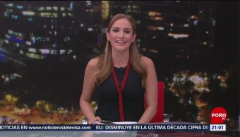 Foto: Las Noticias Danielle Dithurbide Forotv 12 Junio 2019