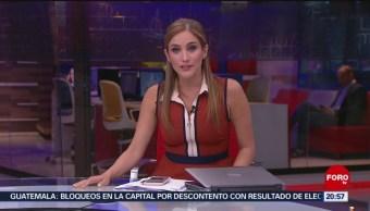 Foto: Las Noticias Danielle Dithurbide Forotv 19 Junio 2019