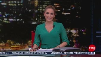 Foto: Las Noticias Danielle Dithurbide Forotv 26 Junio 2019