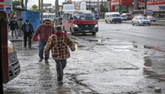 foto Activan alerta amarilla en 12 alcaldías de CDMX por lluvia y granizo 30 mayo 2019