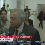 FOTO: López Obrador anuncia propuesta para dirigir el INM