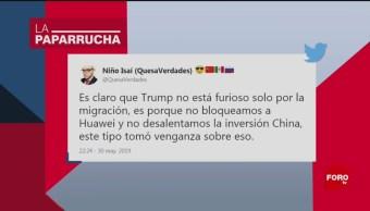 Foto: Aranceles Estados Unidos Noticias Falsas Fake News 31 Mayo 2019